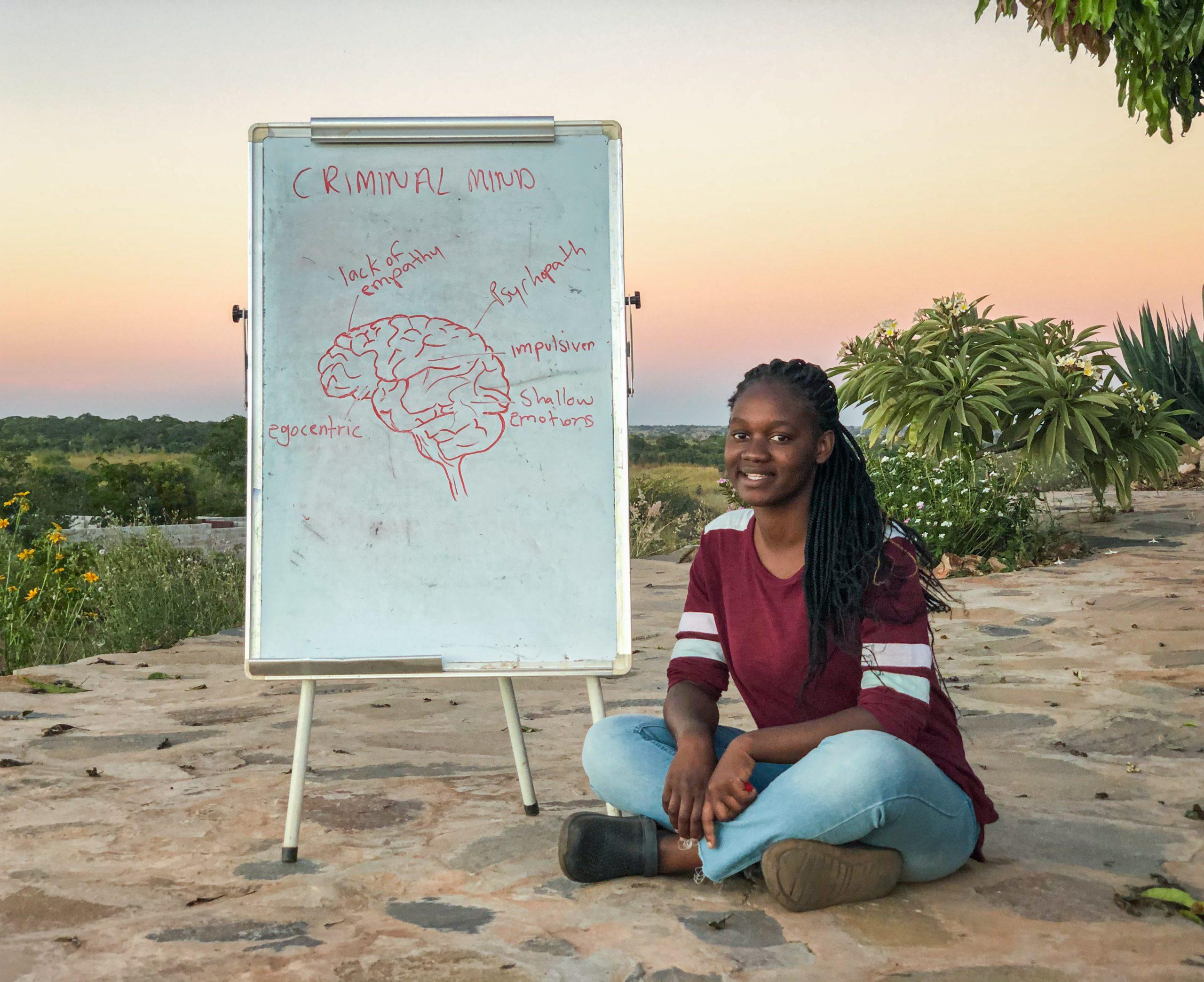 Selah and the brain